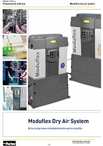 Trattamento-aria-Moduflex-Dry-Air-System
