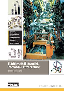 Tubi-flessibili-idraulici-raccordi-e-attrezzature-bassa-pressione