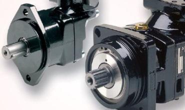 motore pompa idraulica